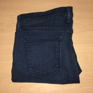 J brand high rise skinny jeans size 32